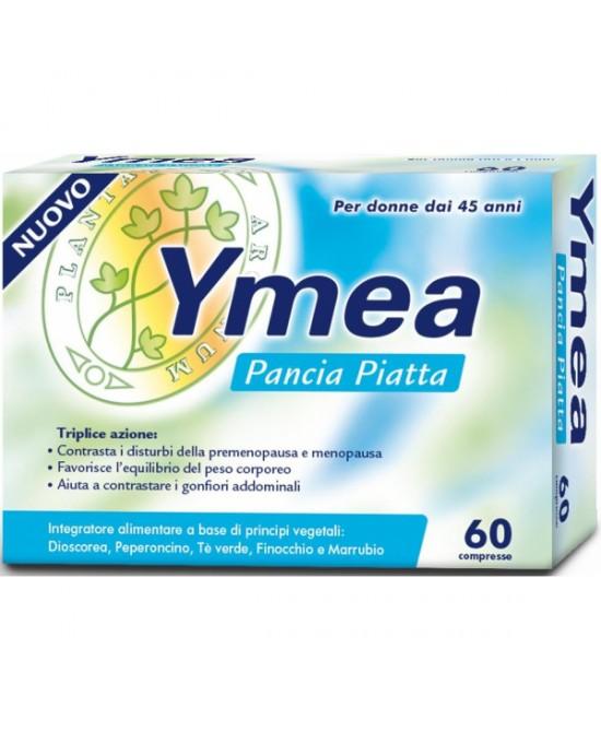 Ymea Pancia Piatta Integratore Alimentare 60 Compresse - Farmacia 33