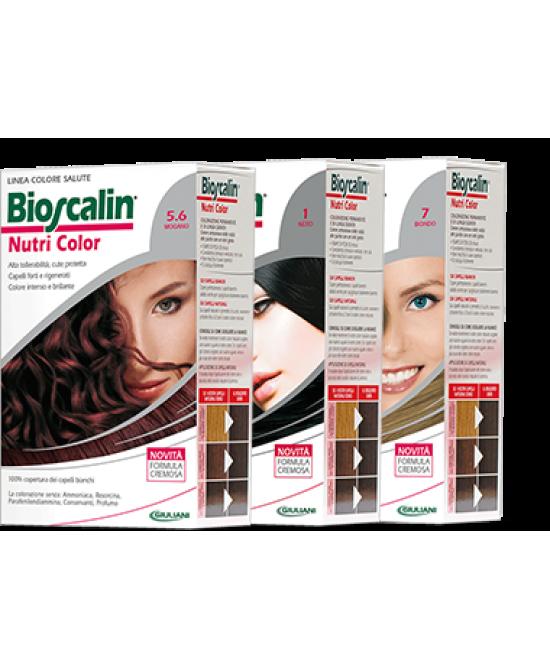 Bioscalin Nutricolor New Nuance 6.3 Biondo Scuro Dorato - FARMAEMPORIO