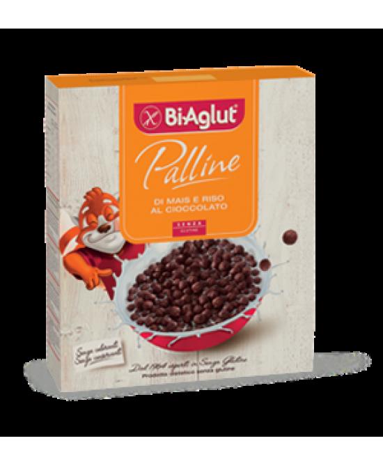 Biaglut Palline Di Riso E Mais Al Cioccolato Senza Glutine 275g - Farmia.it