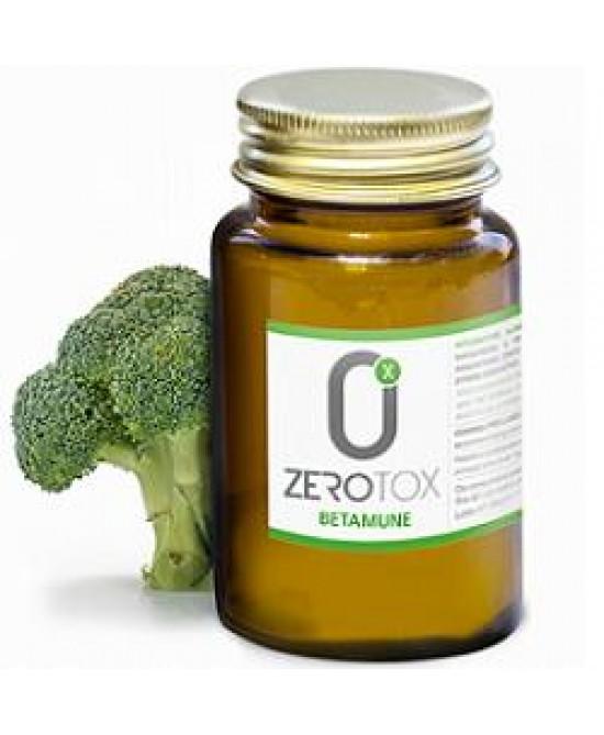 Zerotox Betamune 20cpr