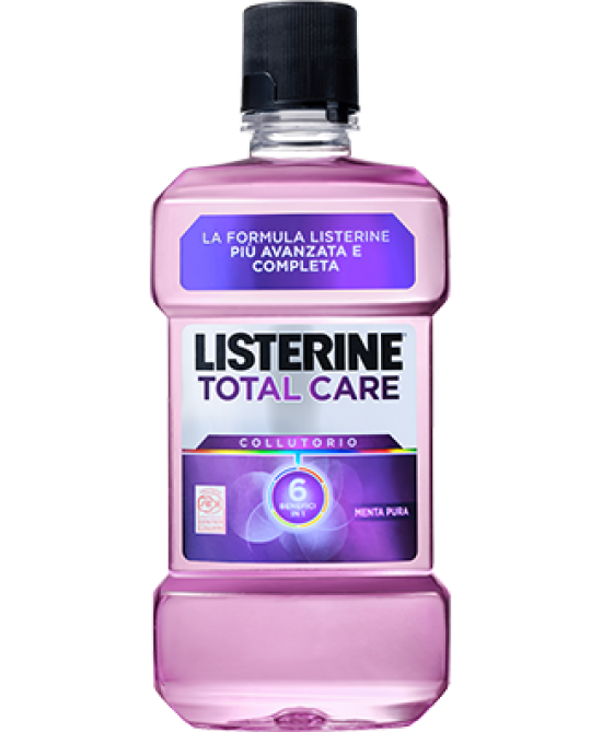 Listerine Total Care Collutorio 500ml - La farmacia digitale