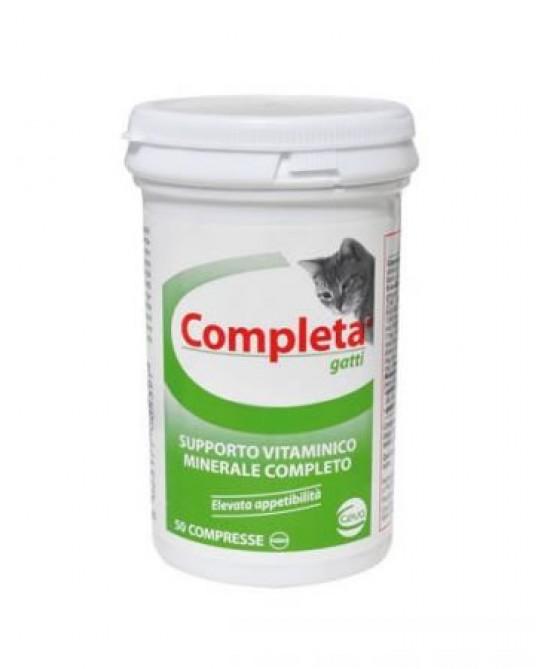 Ceva Completa Gatti 50 Compresse - Farmapc.it