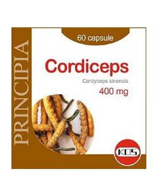Kos Cordiceps Estratto Secco Integratore 60 Compresse