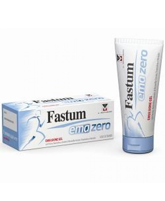 Fastum Emazero Emulsione Gel 50 ml - La farmacia digitale