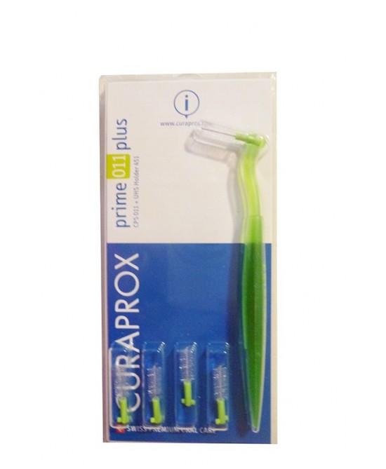 Curaden  Curaprox Plus CPS Prime  Scovolini Interdentali  Verde 5 Pezzi - Farmacento