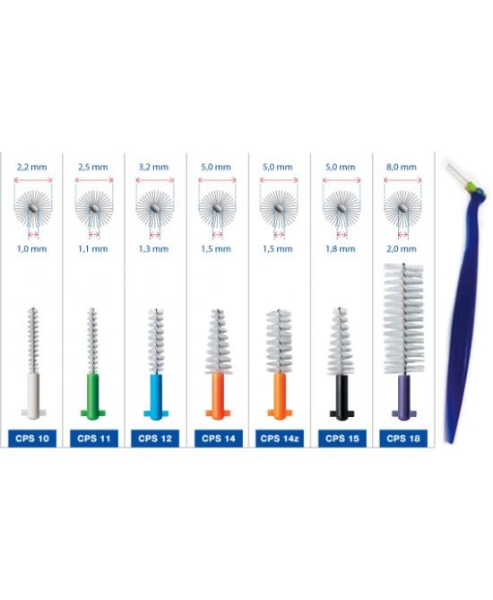 Curaden Curaprox Scovolini Regular Plus Colore Blu 5 pezzi