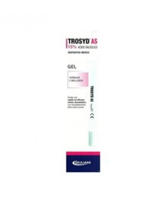 Trosyd As 10ml - Speedyfarma.it