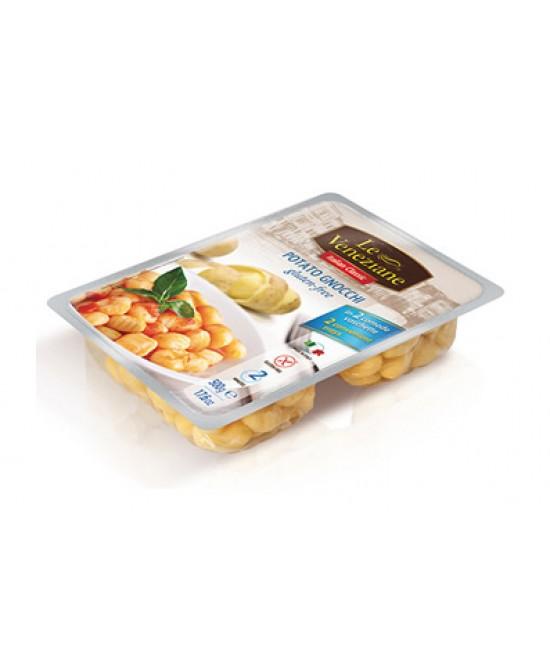 Le Veneziane Gnocchi Di Patate Pasta Senza Glutine 500g -