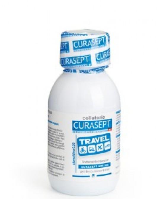 Curasept ADS Travel Collutorio 0,20% Clorexidina Trattamento Intensivo 100 ml