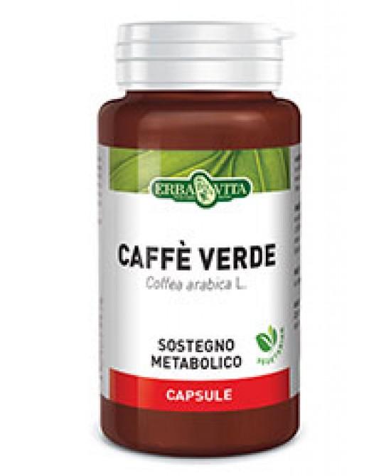 Erba Vita Caffè Verde Integratore Metabolico 60 Capsule