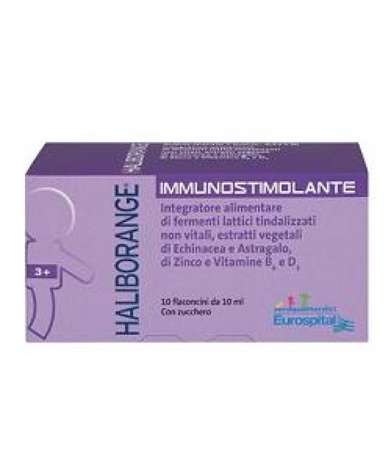 Haliborange Immunostim 10fl - La farmacia digitale