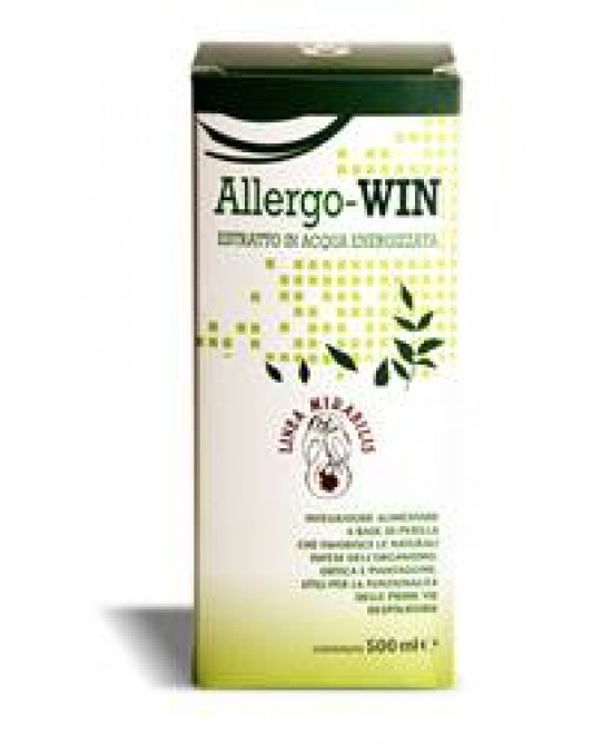 Allergo Win Integratore Alimentare 500ml - Farmafamily.it