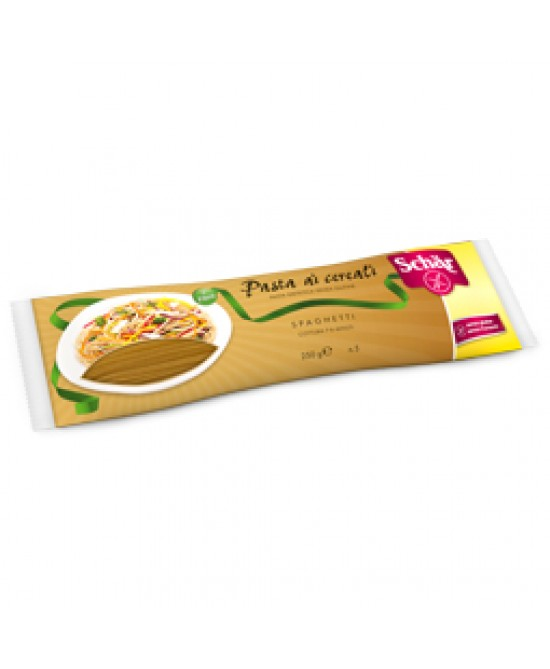 Schar Pasta Senza Glutine Spaghetti Ai Cereali 250g - Antica Farmacia Del Lago