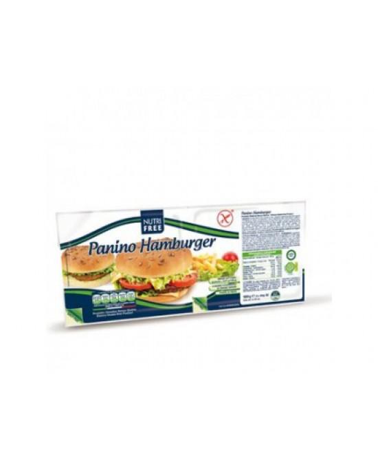 NutriFree Panino Hamburger Senza Glutine 180g - FARMAPRIME