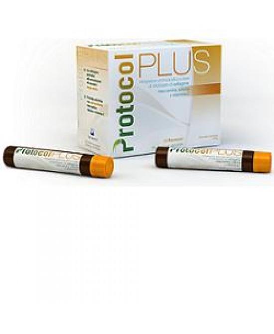 Protocol Plus 21fl 25ml - Farmacia Giotti