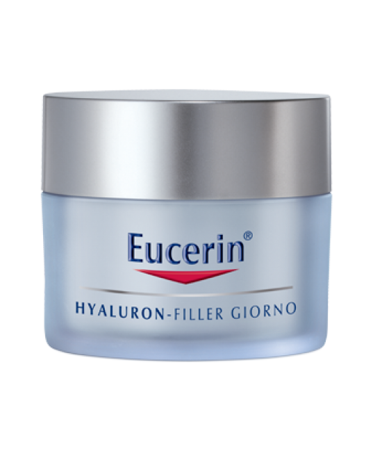 Eucerin Hyaluron-Filler Giorno Per Pelle Secca 50ml - Farmaciasconti.it