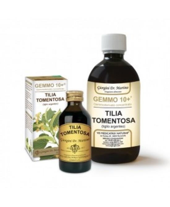 Dr. Giorgini Gemmo 10+ Tiglio Argenteo Liquido Analcoolico 100 ml offerta