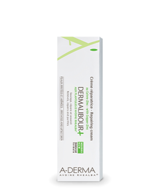 ADERMA DERMALIBOUR+ CREMA LENITIVA RISTRUTTURANTE RIPARATRICE 50 ML - Farmastar.it
