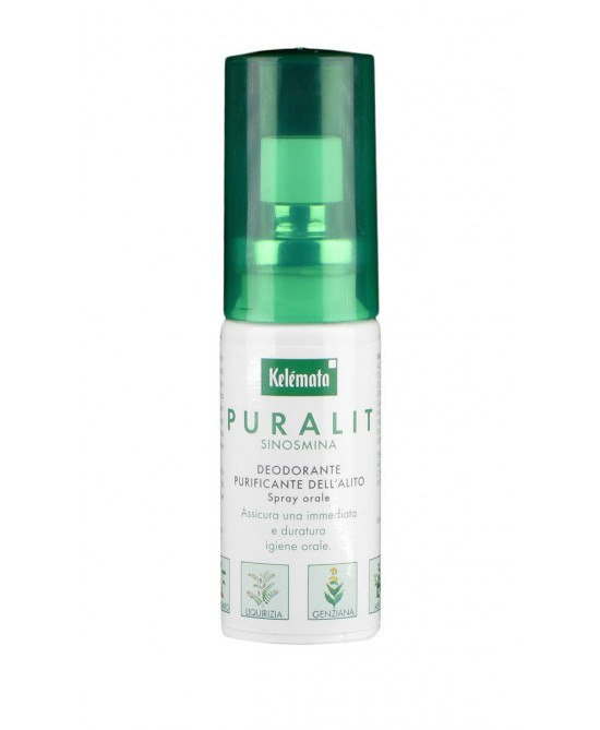 Kelemata Puralit Deodorante Spray 15ml - Sempredisponibile.it