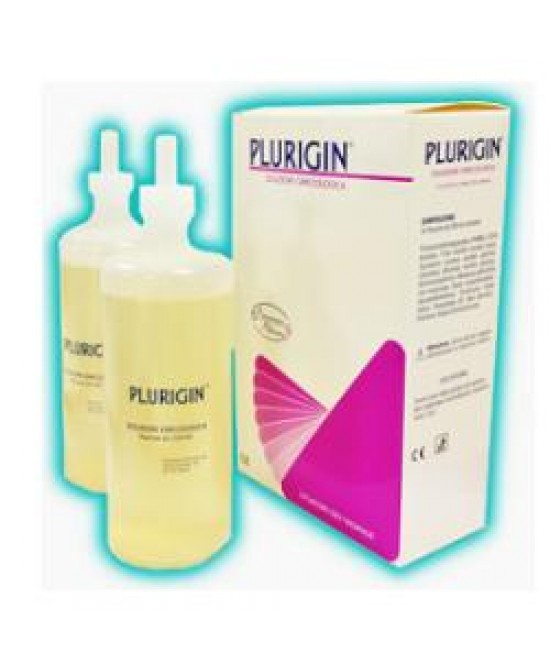 Plurigin Sol Ginec 2x250ml Can - Farmafamily.it