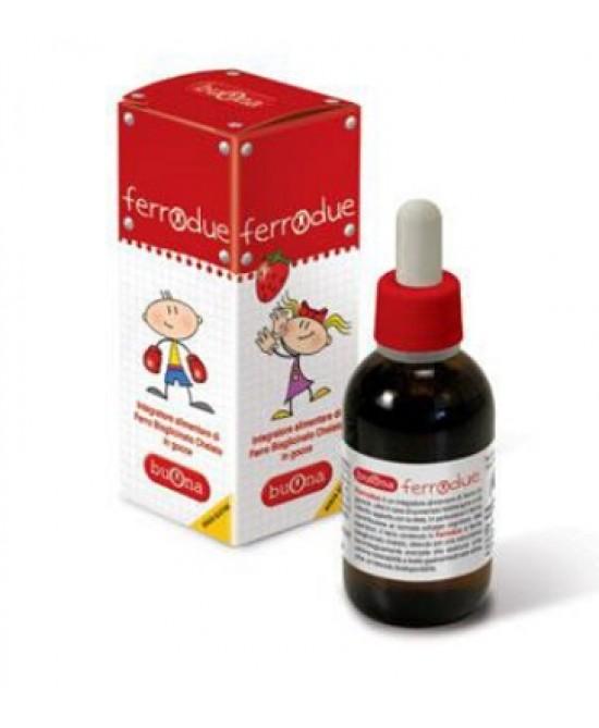 Ferrodue 30ml - Farmabellezza.it