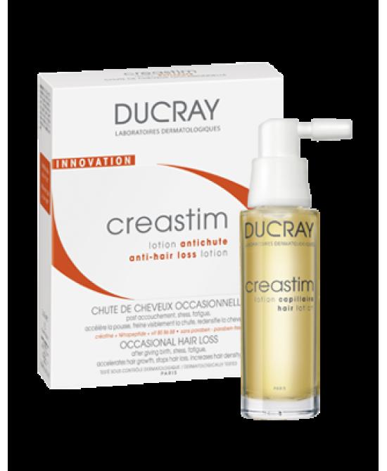 Ducray Creastim Lozione Anticaduta Occasionale 2x30 ml