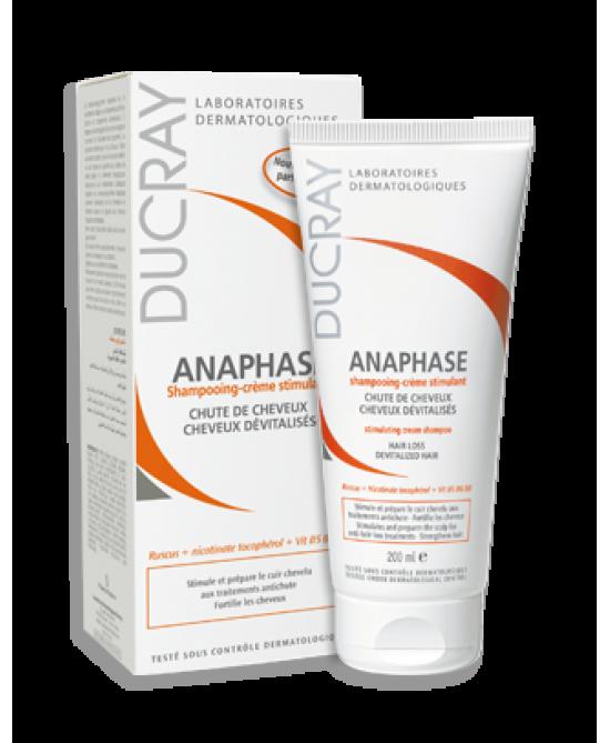 Ducray Anaphase Shampoo 200ml - Farmaciaempatica.it