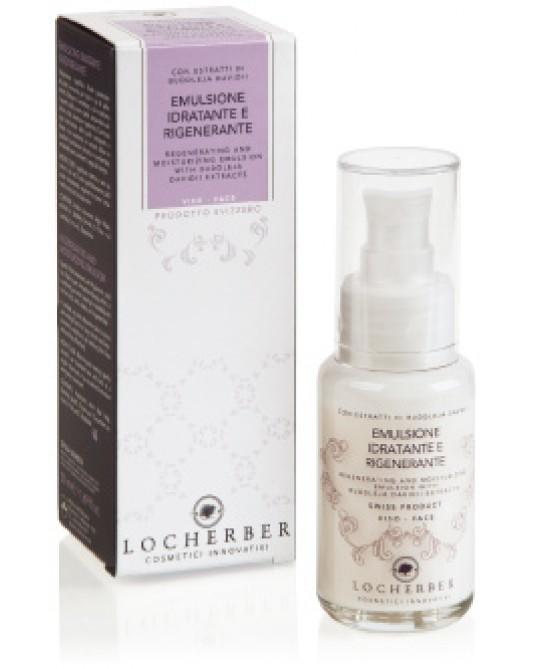 Locherber Emulsione Idratante Rigenerante 50ml - keintegratore.com