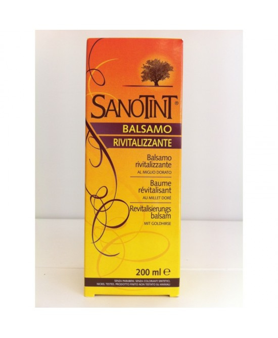 SANOTINT BALSAMO RIVITALIZZANTE 200 ML - Spacefarma.it