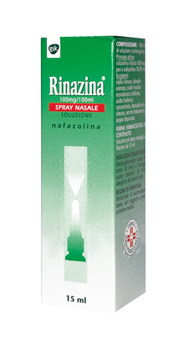 RINAZINA*SPRAY NAS 15ML 0,1% - Spacefarma.it