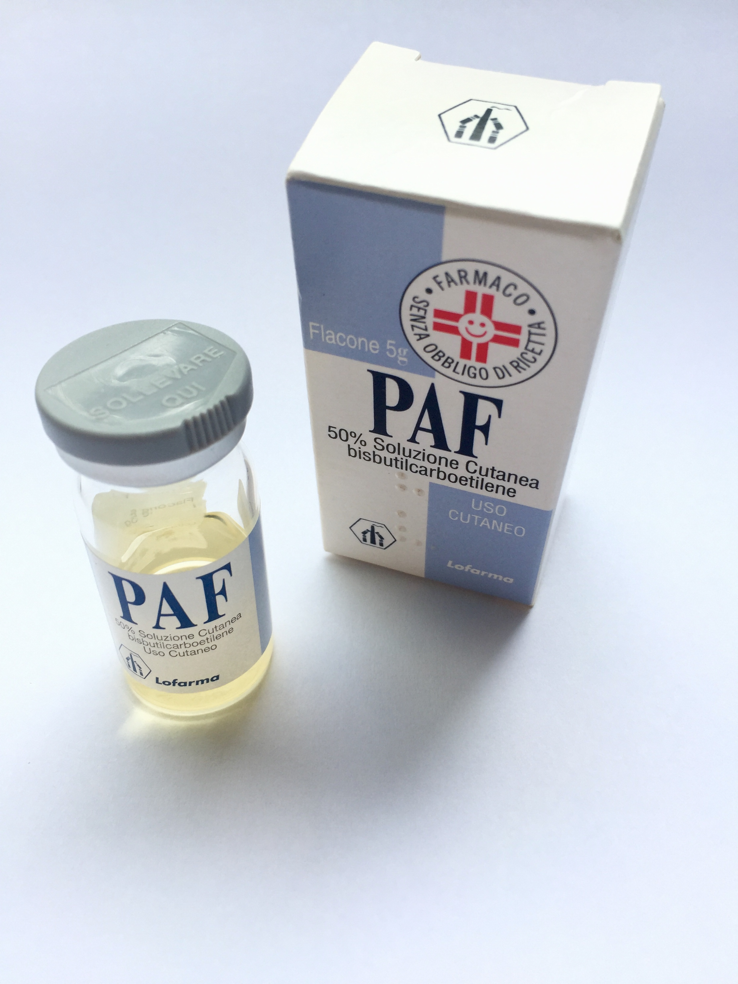 PAF*50% SOL CUT FL 5G offerta
