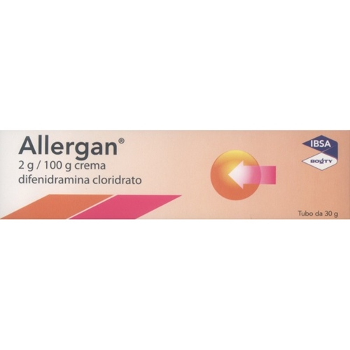ALLERGAN*CREMA 30G 2G/100G - Spacefarma.it