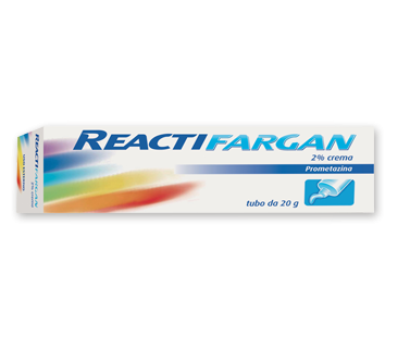 REACTIFARGAN*CREMA 20G 2% - Farmapage.it