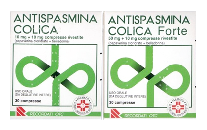 ANTISPASMINA COLICA*FTE 30CPR - Farmawing