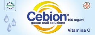 CEBION*OS GTT 10ML 100MG/ML - farmasorriso.com