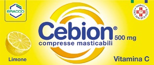 CEBION 500*20CPR MAST LIMONE - Farmaunclick.it