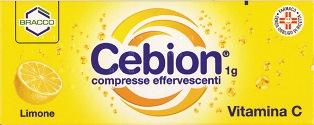 CEBION*10CPR EFF 1G LIMONE - farmasorriso.com