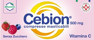 CEBION 500*20CPR MAST S/ZUCCH - farmasorriso.com