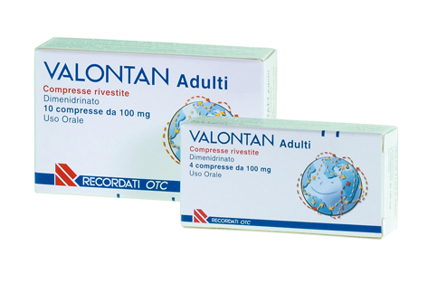VALONTAN*4CPR RIV 100MG - Farmafamily.it
