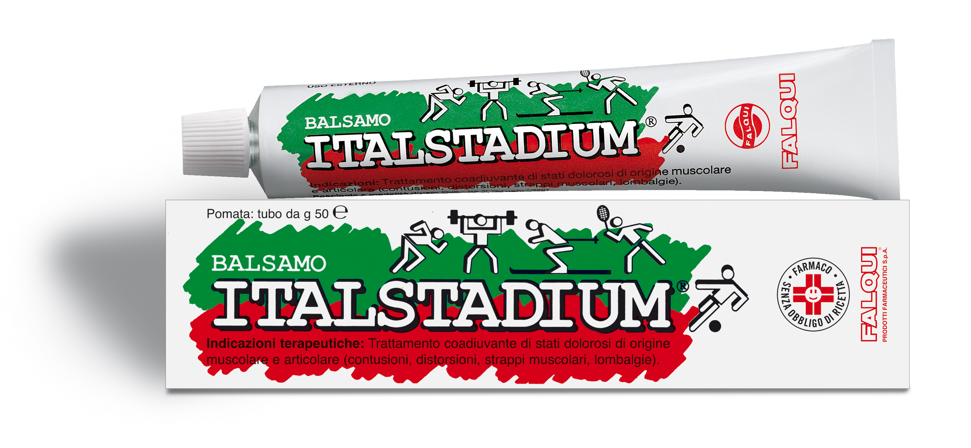 BALSAMO ITALSTADIUM*POM 50G offerta