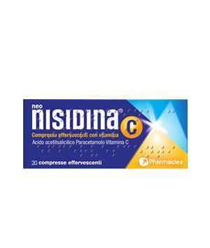 NEONISIDINA C*20CPR EFF VIT-C - Nowfarma.it