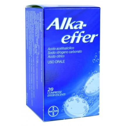 ALKAEFFER*20CPR EFF - Farmastop