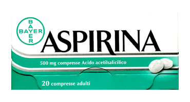 Aspirina Adulti 500mg Compresse 20 Compresse - Farmapass
