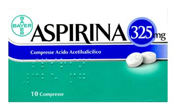 ASPIRINA*10CPR 325MG - Farmawing