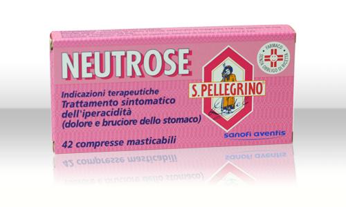 Neutrose S.Pellegrino  42 Compresse - Turbofarma.it