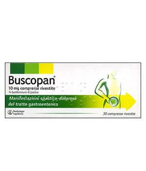 BUSCOPAN*30CPR RIV 10MG - Spacefarma.it
