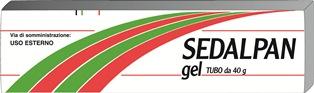 SEDALPAN*GEL 40G - Farmajoy