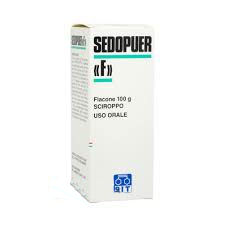 Sedopuer F Sciroppo 100g - farmasorriso.com