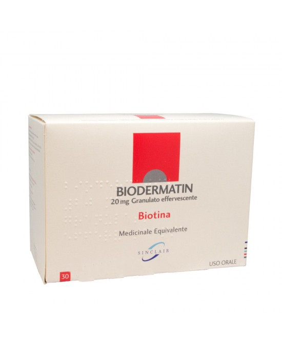 BIODERMATIN*GRAT 30BUST 20MG - FarmaHub.it