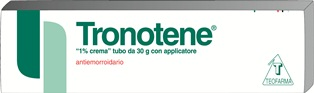 TRONOTENE*POMATA 30G 1% - Farmapage.it